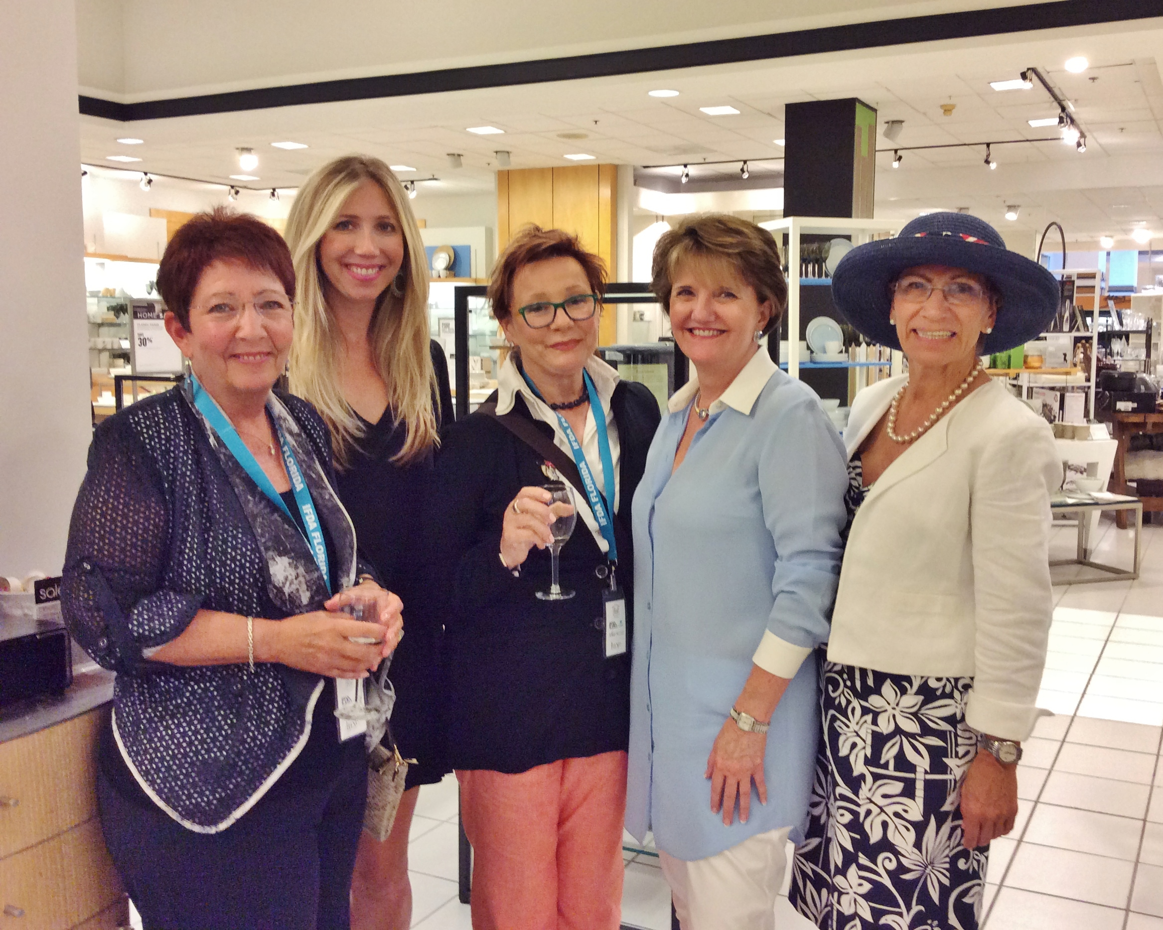 Bloomingdales Hosts Florida Ifda At A Special Culinary Event